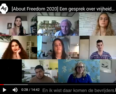 video vrijheid terlouw